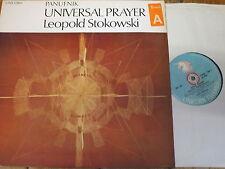 RHS 304 Panufnik Universal oración/Stokowski