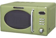 Mikrowelle RETRO Schneider MW720 SG grün 700Watt 20l nostalgie froschgrün olive