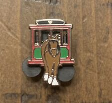 New 2020 Disney World Tiny Kingdom Pins Series 4 Horse And Carriage Trolley Pin