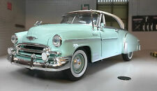 Scale 1:24 1950 Chevrolet Chevy Bel Air Hard Top Motormax Model Car 73268