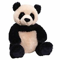 "GUND Zi-Bo Panda Teddy Bear Stuffed Animal Plush 12"" Cuddly Toy Free Shipping"