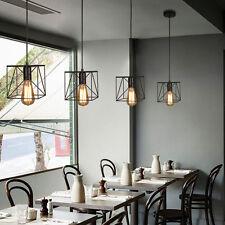 Modern Ceiling Lamp Bar Dining Room Black Pendant Light Kitchen Led Lighting