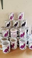 "New Start Cat Rescue""Keep Calm"" Mug"