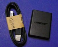 Bose PSA05F Charger for Soundlink Mini II 5V USB AC Adapter & 3ft Cable