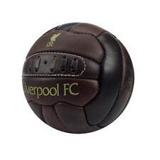 Liverpool FC in pelle stile retrò vintage Heritage calcio taglia 5