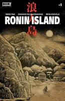 Ronin Island #1 Preorder Variant Boom Studios Comic 1st print 2019 unread NM
