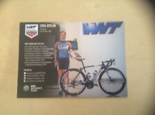 Lydia Boylan WNT-ROTOR Pro Cycling Women's Rider Card