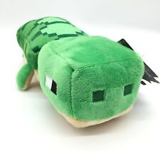 Jinx Mojang Minecraft Happy Explorer He Sea Turtle 8 Inch Plush A8