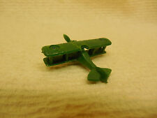 DOGFIGHT GAME PIECE GREEN PLANE (American Heritage) MB