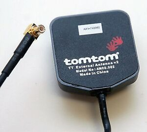 NEW Genuine TomTom MCX GPS External Antenna go 930 730 920 720 630 ONE XL 2nd v2