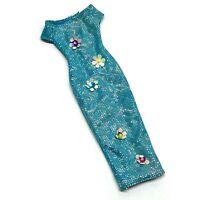 Cool Clips Teresa 2001, #26427, Blue Dress, Barbie Doll Replacement, Mattel