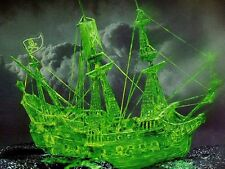 Ghost ship with night colour 1/72 scale skill 4 Revell plastic model kit#5433