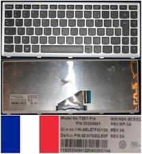 Azerty French Keyboard LENOVO IdeaPad U310 T3D1-Fre NSK-BCESQ 9Z.N7GSQ.E0F