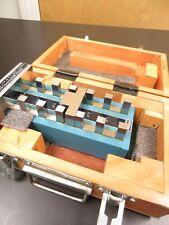 Fowler 53 813 005 Depth Micrometer Checker 0 6 Measuring Range Ol19