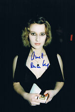 "Annett Renneberg 1978- genuine autograph signed photo 5""x7"" German singer actres"