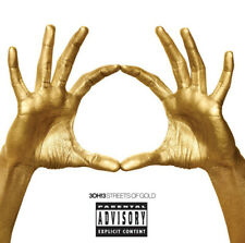 """3OH!3 -""""Streets Of Gold"""" - Electro Power Pop-My First Kiss-Don't Trust Me-NEW CD"""