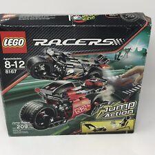 NEW SEALED Lego Jump Riders (8167) DAMAGED BOX