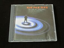 GENESIS CALLING ALL STATIONS CD 1987 EX CON