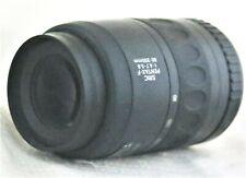 SMC Pentax-F AF 80-200mm f/4.7-5.6 Zoom Lens Excellent No. 4321296