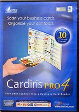 IRIS Cardiris Pro 4 - Mac OR Windows! (Works with Vista) - #387