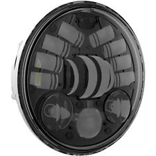 "JW Speaker Harley Davidson Black 5.75"" LED Headlight Light Assembly"