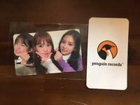 IZ*ONE - 1ST MINI ALBUM COLOR*IZ AN YU JIN KIM CHAE WON KIM MIN JU PHOTO CARD
