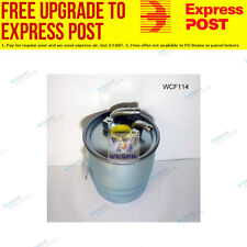 Wesfil Fuel Filter WCF114 fits Mercedes-Benz Vito / Mixto 111 CDI (W639),115