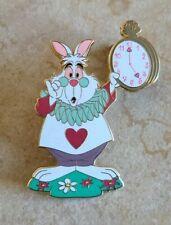 Disney Trading Pins Alice in Wonderland White Rabbit Disneyland Paris Clock