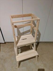 Brand New kids toddler kitchen helper learning tower
