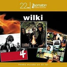 Wilki - 4, Watra, Obrazki (CD 3 disc) Kolekcja 22 lata Pomatonu NEW