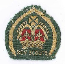 1933's UNITED KINGDOM / BRITISH SCOUTS - KING'S SCOUT Top Highest Rank Badge