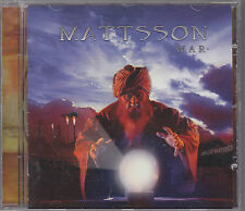 MATTSSON - war CD