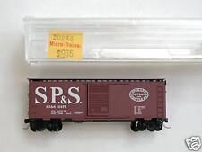MTL Micro-Trains 20246 SP & S 13475