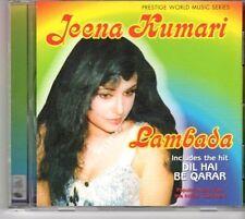 (DM18) Jeena Kumari, Lambada - 1998 CD