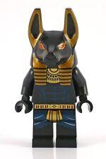 LEGO 7327 - Pharaoh's Quest - Anubis Guard - MINIFIG / MINI FIGURE