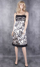 New Italian Designer PERUZZI Ladies Dress Size 10 Mother of the Bride Wedding