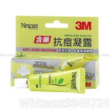 3M NEXCARE MEDICATED ACNE GEL ANTI-ACNE SKIN CARE TREATMENT