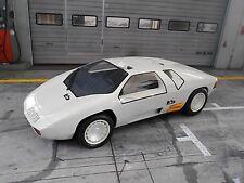 MERCEDES BENZ CW311 CW 311 BB Buchmann weiss Car-Napping TV 1978 BoS  1:18