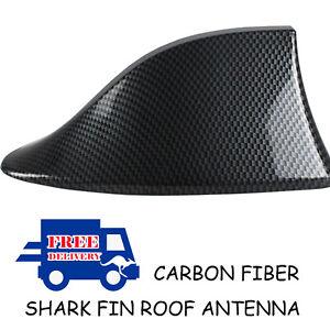 For Volkswagen Tiguan Golf Passat Functional Carbon Fiber Car Shark Fin Antenna