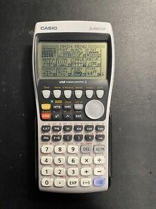 Casio fx-9860GII Graphikrechner Taschenrechner