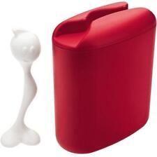 Artículos de baño Koziol color principal rojo