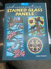 Stained Glass Pattern Book: Innovative Stained Glass Panels