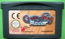 ★☆☆ Gameboy Advance - Crazy Frog Racer ☆☆★