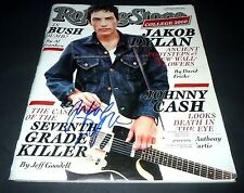 JAKOB DYLAN~Signed~Rolling Stone Magazine~October 26, 2000~Excellent Condition