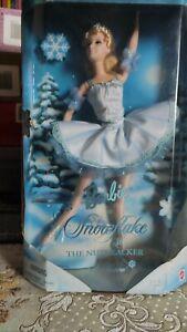 Barbie as Snowflake The Nutcracker