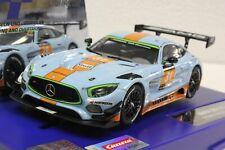 Carrera Digital 132 30870 Mercedes-AMG GT3 Gulf Racing, #31 1/32 Slot Car