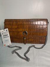 Brand New Zara Brown Bag