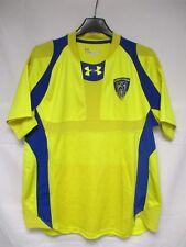 Maillot rugby ASM CLERMONT AUVERGNE 2011 sans sponsor shirt UNDER ARMOUR M / L