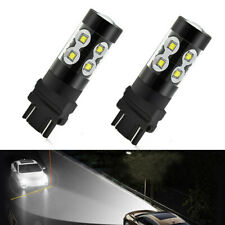 2x CREE LED 3157 50W Blanco 6000K bombilla del proyector atrás Luz Reversa Accesorio
