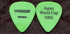 Weezer 2002 Maladroit Tour Guitar Pick! Scott Shriner custom concert stage #2
